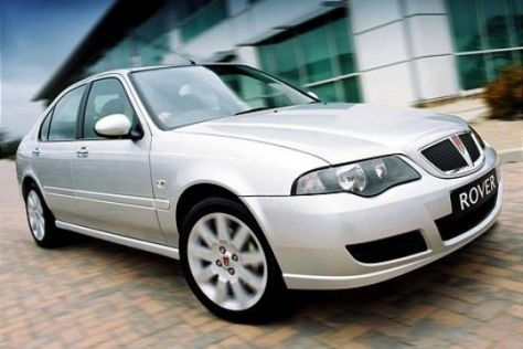 Joint-Venture MG Rover