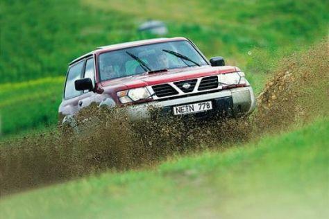 Nissan Patrol GR II (ab 1998)