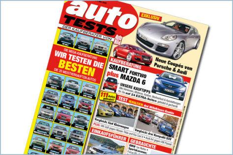 AUTO TESTS 05/2008