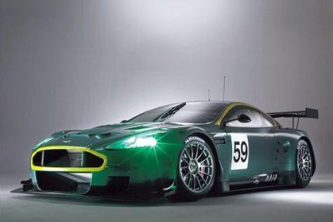 Aston Martin DBR9 GT