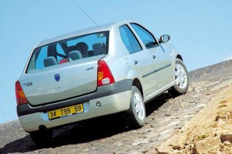 Grau-Import Dacia Logan