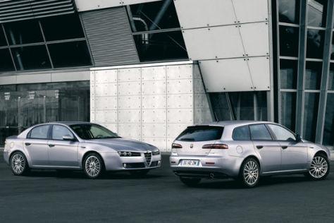 Alfa 159 und 159 SW