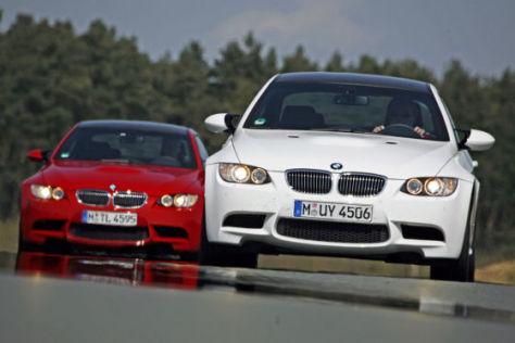 BMW M3 Handschalter gegen DKG