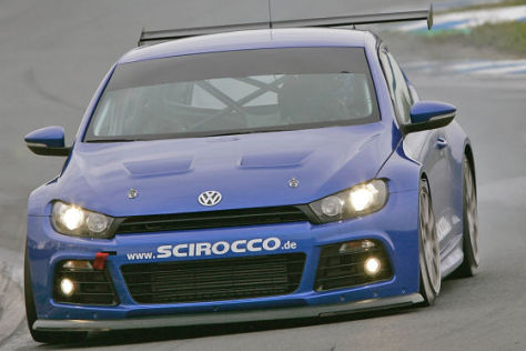 Rennversion VW Scirocco