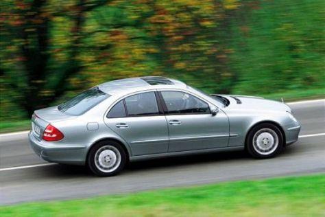 Fahrbericht Mercedes-Benz E 350