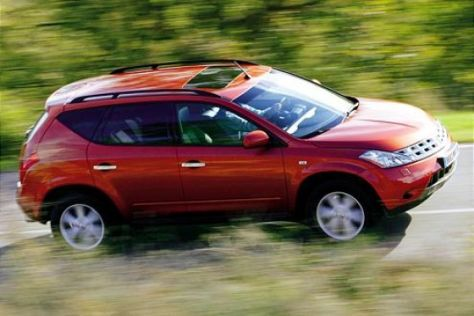 Fahrbericht Nissan Murano