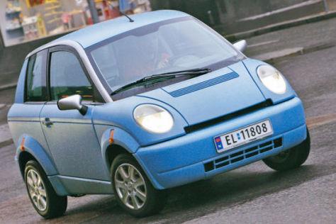 Neue Energiespar-Autos