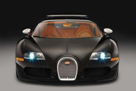 Bugatti Veyron Sondermodell Sang Noir