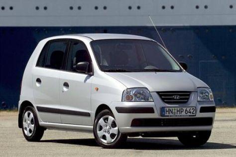 Sondermodell Hyundai Atos