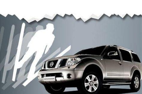 Nissan auf Vierschanzen-Tournee