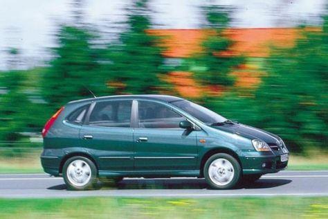 Rückruf Nissan Almera Tino