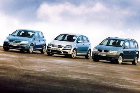 Vorstellung VW Golf Plus