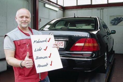Lexus LS 430 (ab 2000)