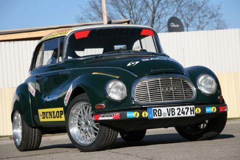 DKW 1000S von vorne