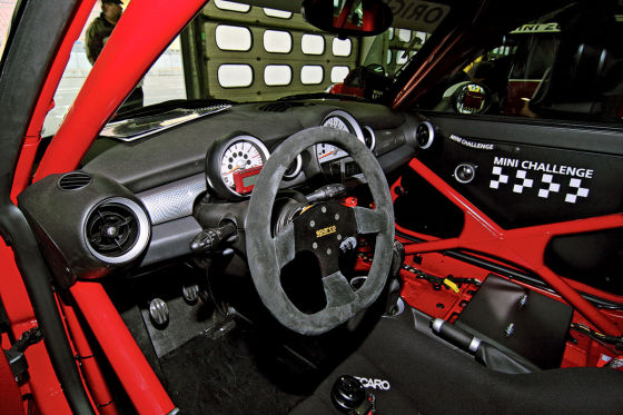 Mini Jcw Race Car For Sale