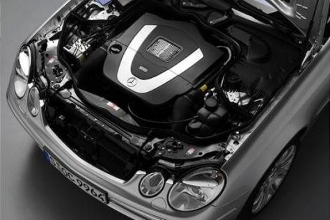 Neue V6 für die C-Klasse