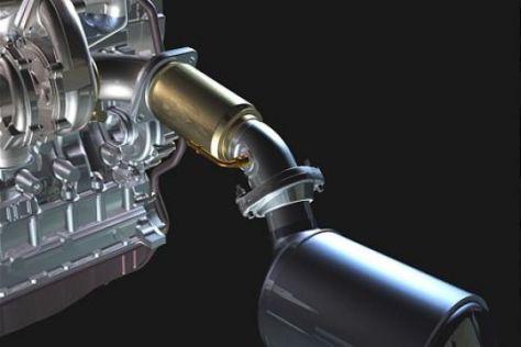 Renault Laguna mit Dieselpartikelfilter