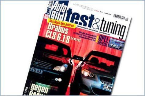 AUTO BILD TEST & TUNING 1/2005