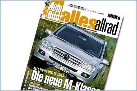 AUTO BILD ALLES ALLRAD 1/2005