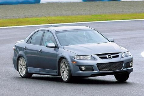 Fahrbericht Mazda6 MPS