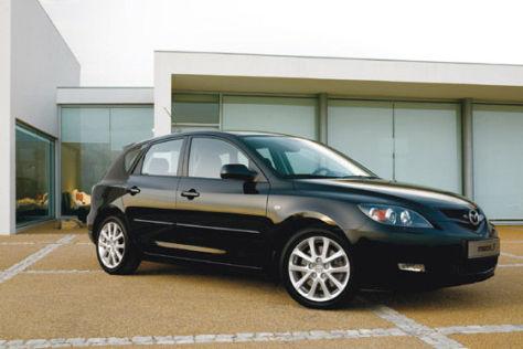 Facelift Mazda3