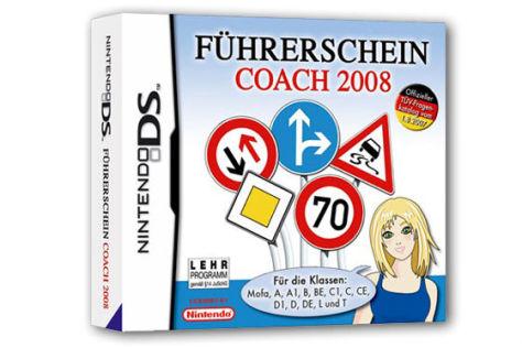 Lernspiel für den Nintendo DS