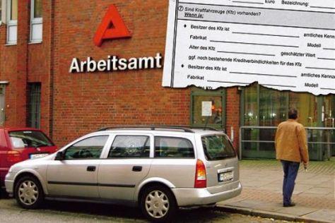 Arbeitslosenhilfe 2005