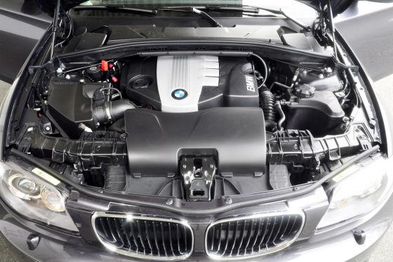 BMW 120d Coupé