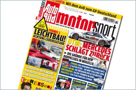 AUTO BILD MOTORSPORT 10-2008