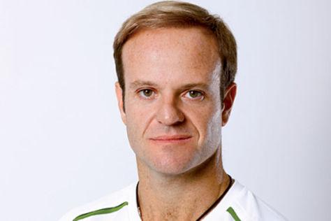 Formel 1 Pilot Rubens Barrichello