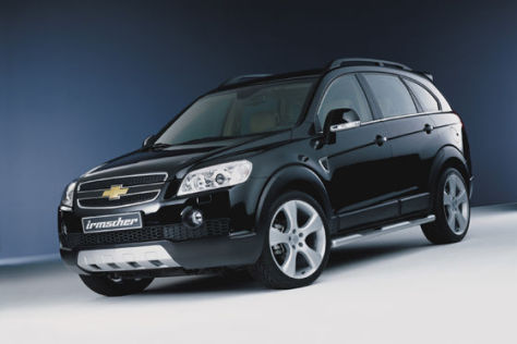 Chevrolet Captiva Irmscher Edition