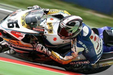 Max Neukirchner, Suzuki, Superbike WM 2008, Monza