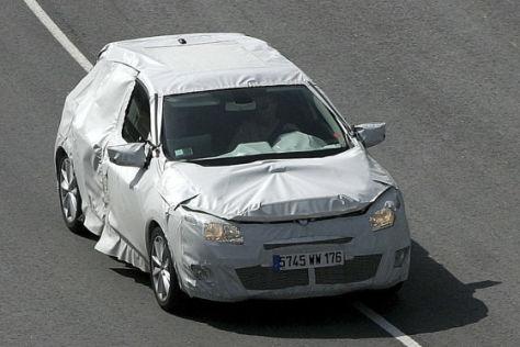 Renault Megane Erlkönig