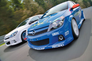 Opel Astra Opc Autobild De