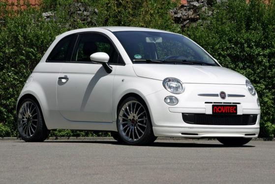 Novitec Fiat 500