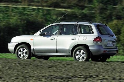 Fahrbericht Hyundai Santa Fe 2.0 CRDI VGT