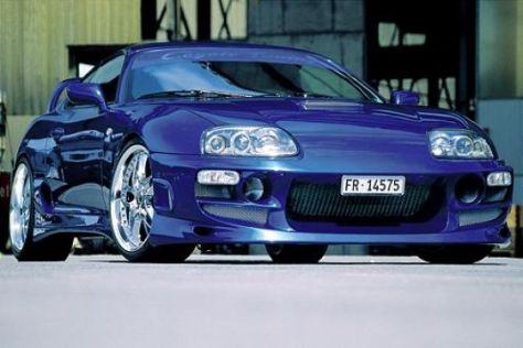 Toyota Supra von Stefan Fuchser