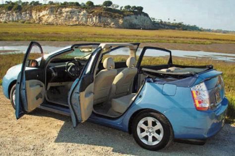 Toyota Prius Cabrio Hybrid