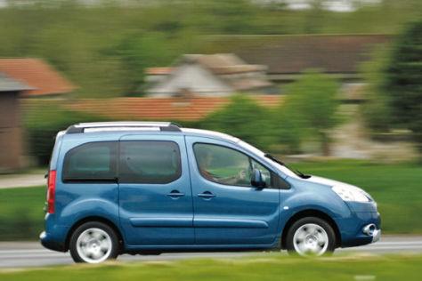 Peugeot Partner Tepee HDi FAB 110