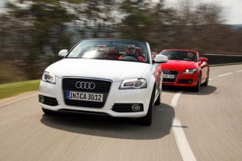 Audi A3 Cabrio 2.0T/Audi TT Roadster 2.0T