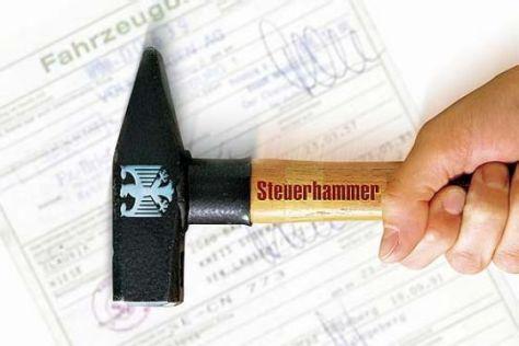 Steuer-Hammer