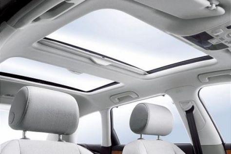 """""""Open Sky""""-System von Audi"""