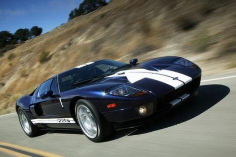 Rückruf Ford GT