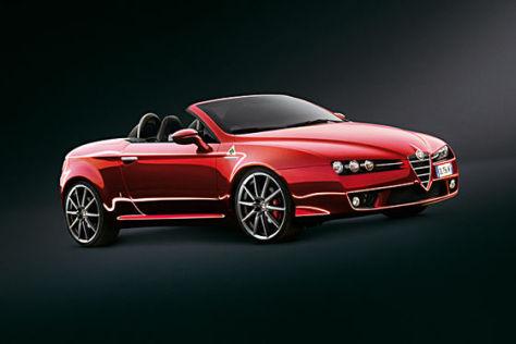 Alfa Romeo Spider Edition Mille Miglia