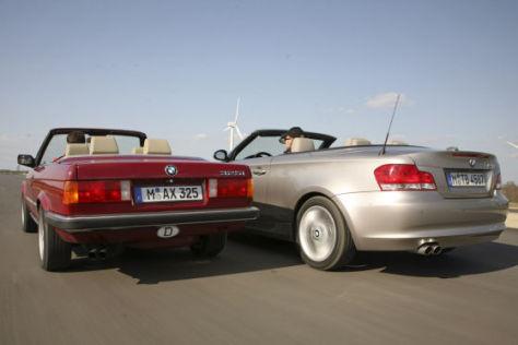 BMW 125i Cabrio BMW 325i Cabrio