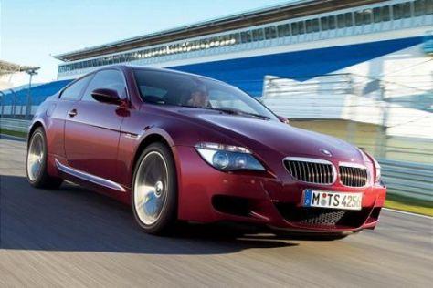 Preise BMW 5er/M6
