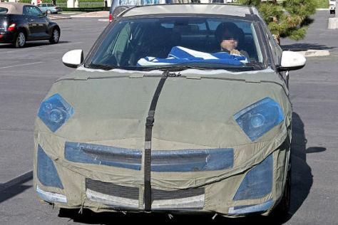 Erlkönig Mazda3