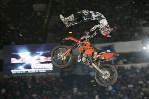 Red Bull X-Fighters, Gabriel Villegas