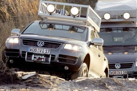 VW Touareg Expedition