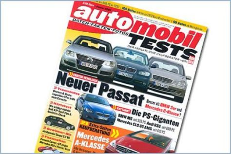 AUTOMOBIL TESTS 01/2005